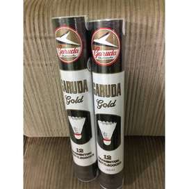 Shutlecock Badminton/Kok Bulutangkis Gold Putih Isi 12
