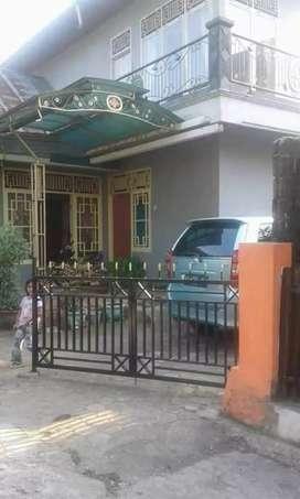 Rumah kokoh di pusat kota solok