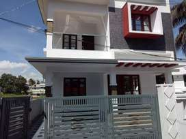House at Aluva, Carmel hospital ,54 lakhs