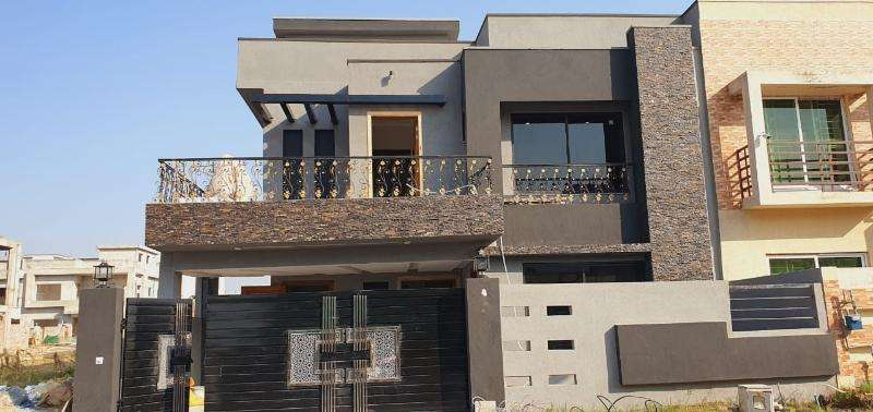 Brand New 7 Marla Single Unit House For Rent 0