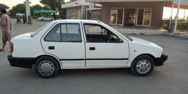 Margalla saloon 1300cc suzuki.engine is completely new and cng+petrols