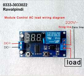 Timer Switch for Incubator