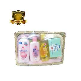 Johnson's Gift Set 4 in 1