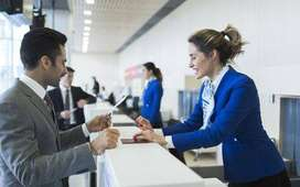 Jobs in Nagpur Airport for Air Ticket Executive.