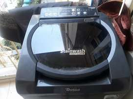Whirlpool fully automatic 6.5kg top load machine