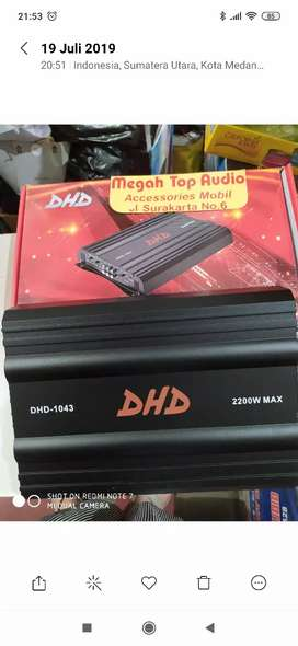 Power 4 canel Dhd  ( Megah top )