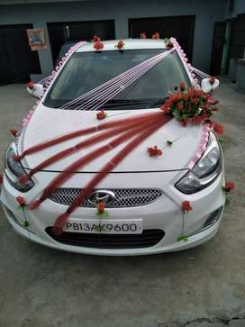 Booking for verna car for doli
