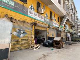 Shop Available for Rent at Qasimabad