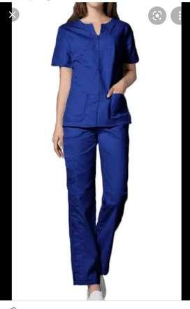 Lab coat ot dress smal mudium large
