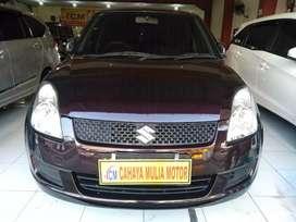 Suzuki SWIFT ST 2009 Matic Burgundy,Terawat,Muluus,Siap Gass
