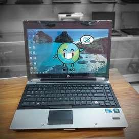 Laptop Hp eliteBook 8440 Core i5/4/320 - Laptop Nominus siap pakai