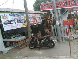 Tanah Luas Plus Rumah & Ruko di kota Bengkulu