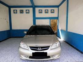New Civic Facelift Vti 2004