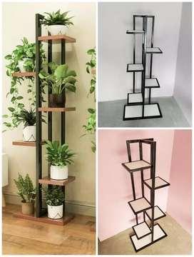Interior plant stand | Garden stand