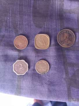 Old coins for sell