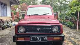 Suzuki Katana 1995 Bensin