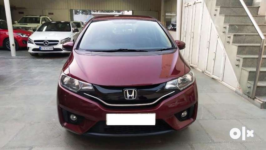 Honda Jazz V Automatic, 2016, Petrol 0