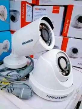 PAKET CCTV 2MP Full HD 8 Camera Garansi 1 tahun