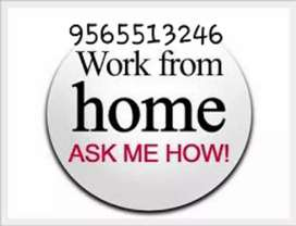 New data entry project for house wife or students