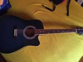 Washburn acoustic guitar leiruba tha 2 3 da ngairi