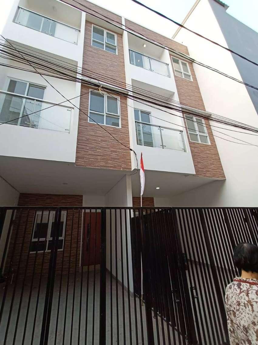 Dijual Rumah Baru Minimalis Di Tanjung Duren Sisa 2 Unit Lagi Siap Hun 0