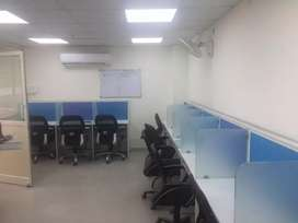 Fully furnished office for rent in monsarovar