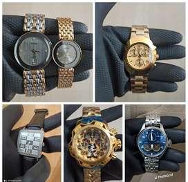 Wrist analog style watches