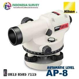 Jual Jual Automatic Level Nikon AP-8 Waterpass Nikon AP-8