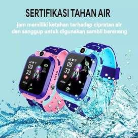 Jam pintar anak anti air smart watch