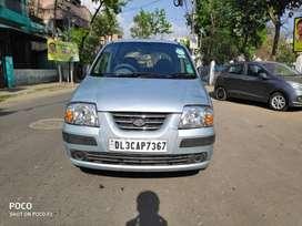 Hyundai Santro Xing XO eRLX - Euro III, 2007, Petrol