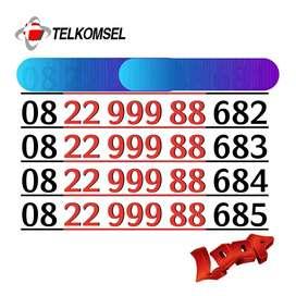 Simpati loop cantik kartu perdana telkomsel sakti 22 triple 999 # 88