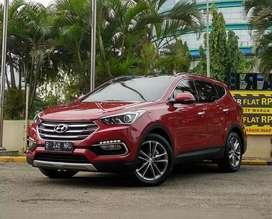 Hyunda Santa Fe 2.2 CRDI Diesel AT 2013 Termurah
