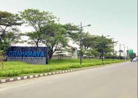 Rumah MURAH hitung tanah di GRAHA RAYA BINTARO JAYA dkt Sektor 9