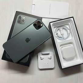 iPhone 11 pro 64GB silver/Green both available