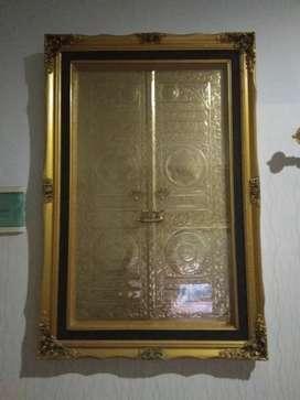 Kaligrafi Pintu Kabbah