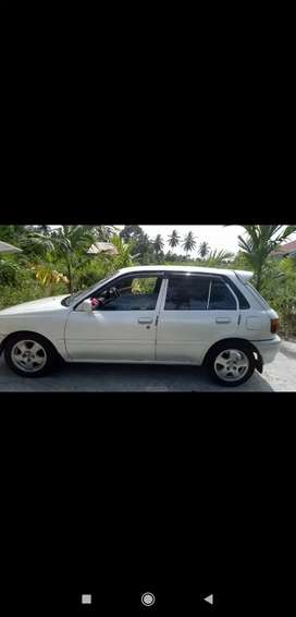 Jual mobil toyota starlet th 1990 harga 40 jt nego