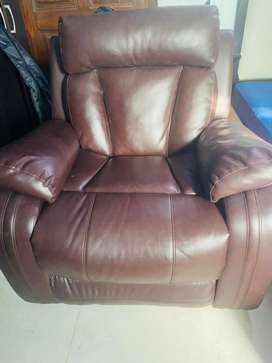 Recliner for sale, very less used
