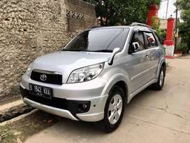 Toyota Rush TRD Sportivo Manual Tahun 2015 KM 33 RB , 2014/ 2013/ 2012