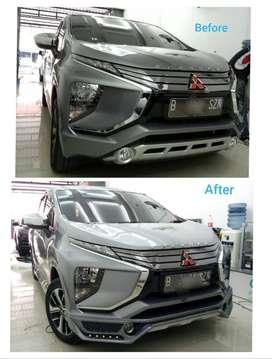 Dijual Mitsubishi Xpander Sport 1.5 AT 2018 (Titanium Gray)