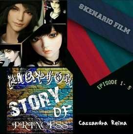E - Book Skenario Film