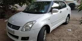 Maruti Suzuki Swift Dzire 2012 Petrol Well Maintained