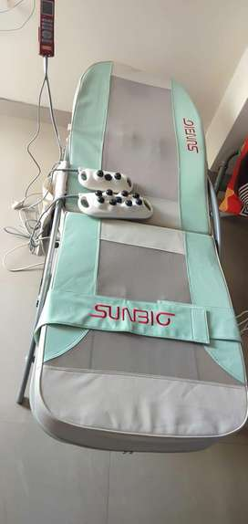 Sunbio automatic rolling bed(thermal massage bed) price (80000)