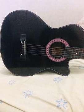 gitar fender akustik