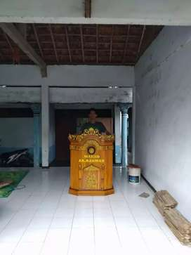 Mimbar/podium masjid jati R99