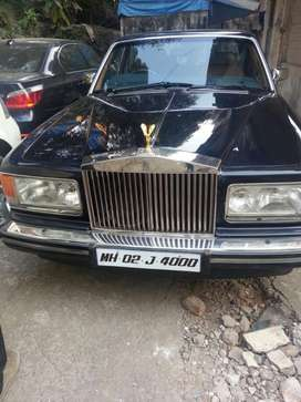 Rolls-royce Others, 1982, Petrol