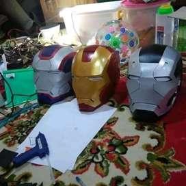 PO Costum Cosplay Super Hero Marvel,Anime & Manga