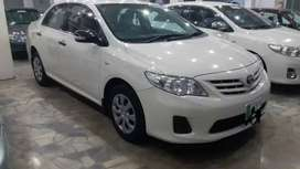 Toyota Corolla xli automatic 2014 model registered 2020