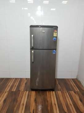 Late$t 4 star rating refrigerator gray hairline 245 ltrs