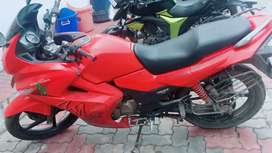 Gud condition modified tyres new