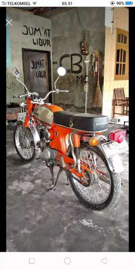 Astra 1970 komplit